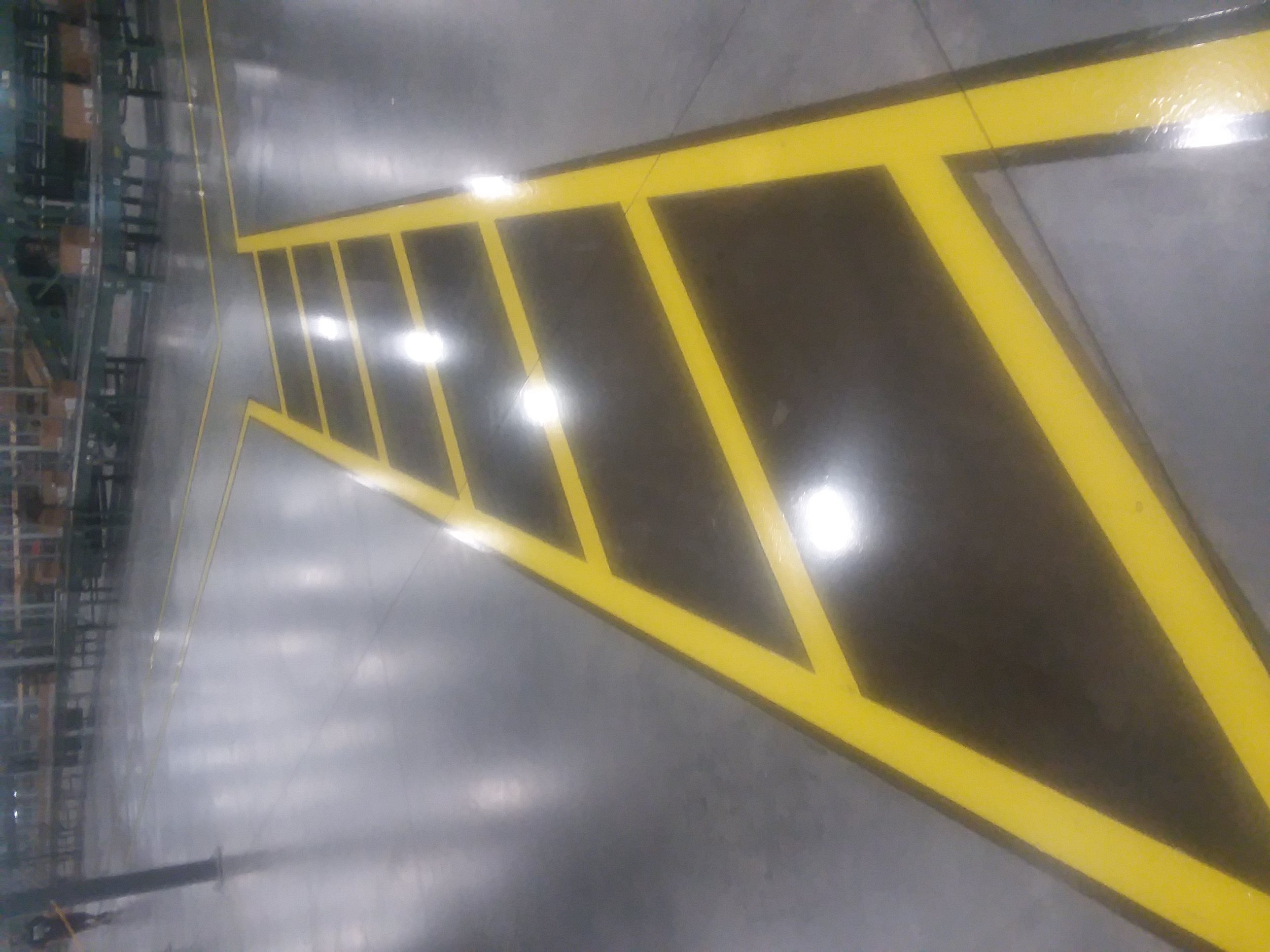 Cross Walks And Walk Areas Intersections Production